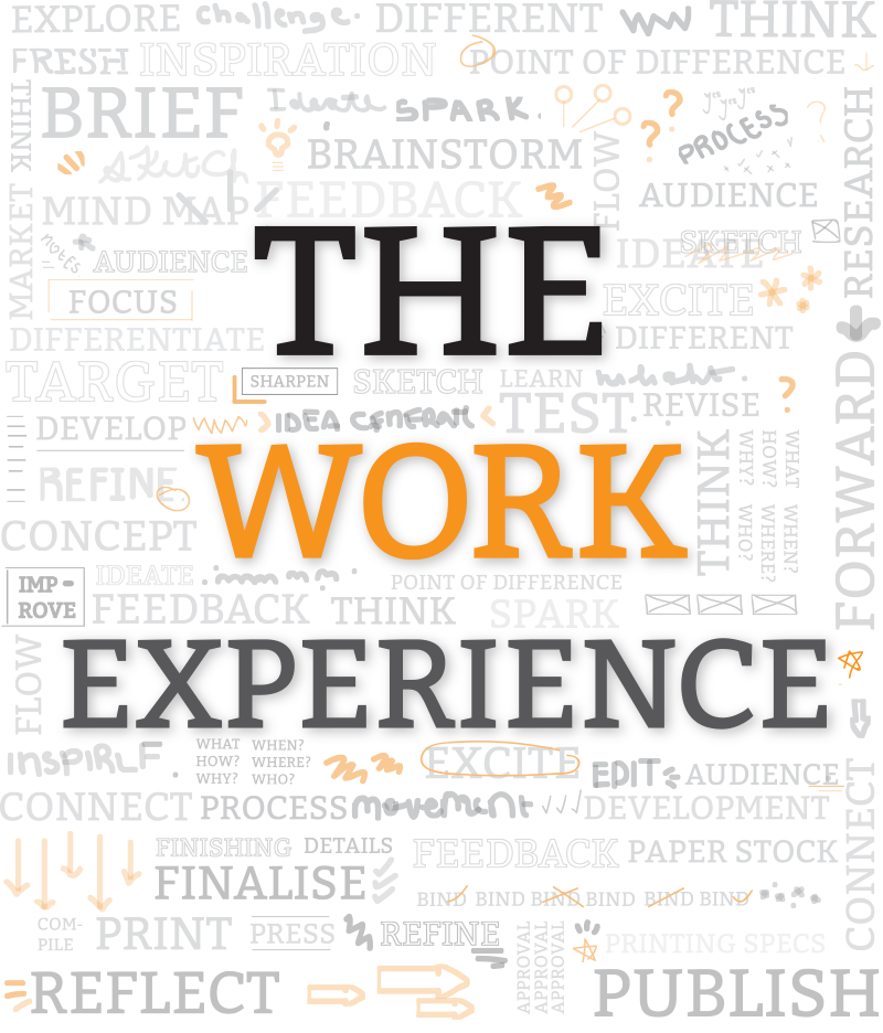 Work Experience: Tangelo Creative The Work Experience