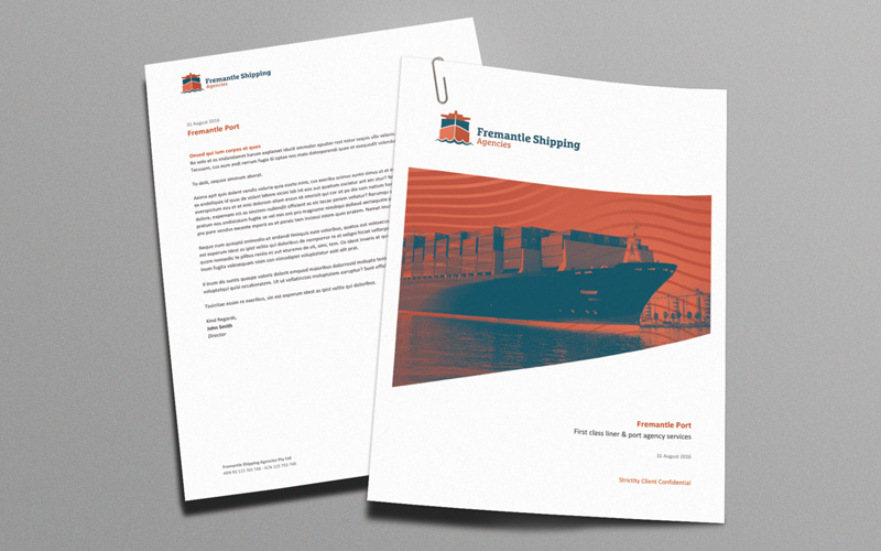 Fremantle Shipping Agencies Tender document