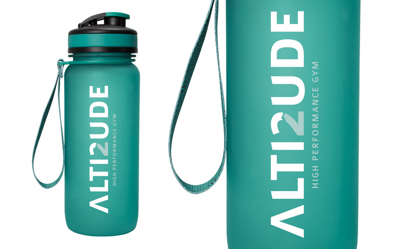 Alti2ude water bottle