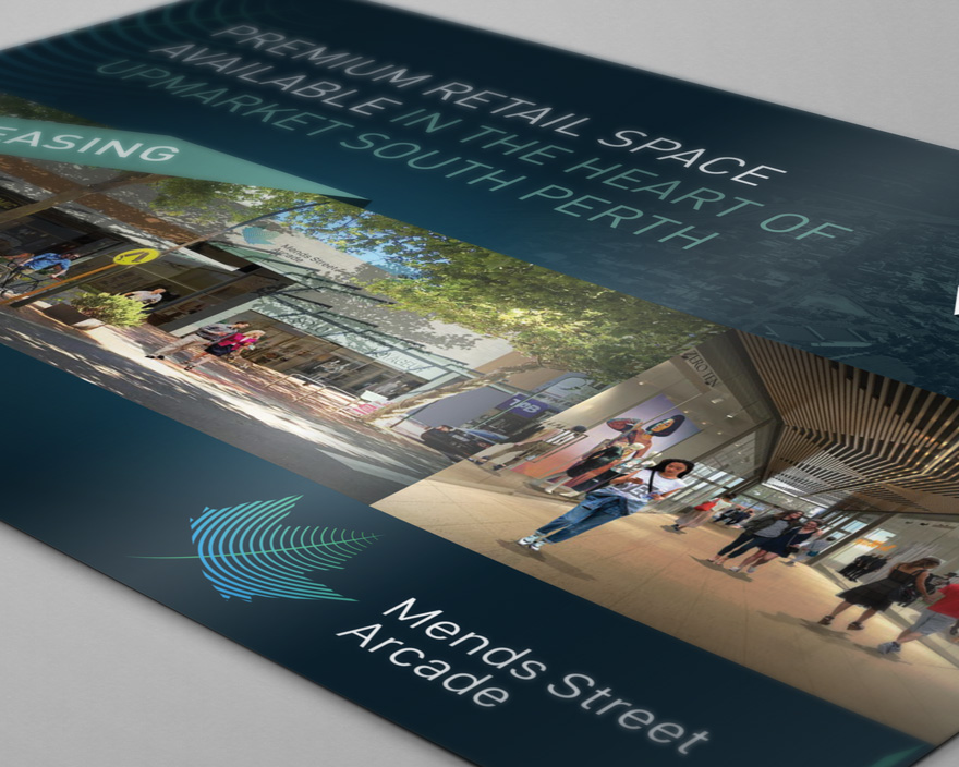 Silverleaf Investments - Mends Street Arcade brochure