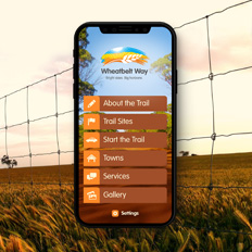 Wheatbelt Way App